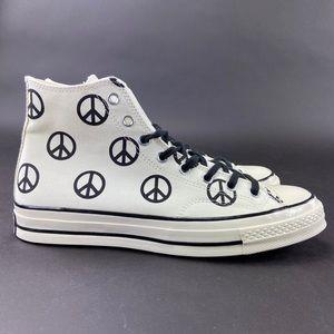 Converse Men's CTAS 70 HI Unleash Peace Shoes